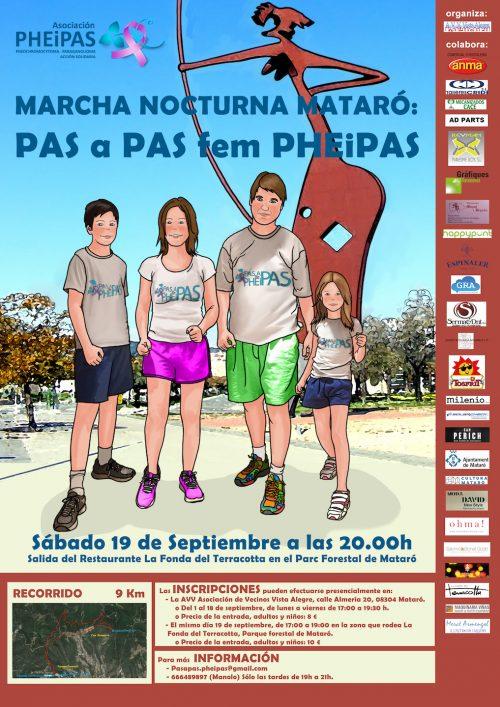 Cartell PHEiPAS (castellà)